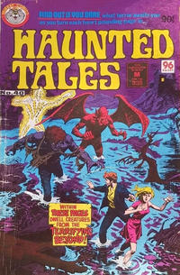 Cover Thumbnail for Haunted Tales (K. G. Murray, 1973 series) #40