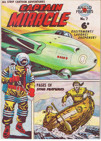Cover Thumbnail for Captain Miracle (Mick Anglo Ltd., 1960 series) #7