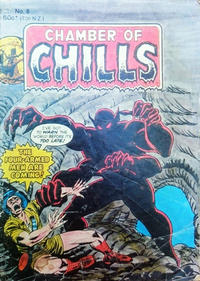 Cover Thumbnail for Chamber of Chills (Yaffa / Page, 1977 series) #8