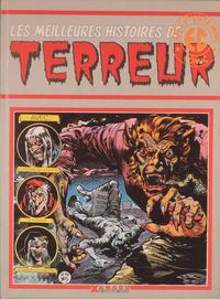 Cover Thumbnail for Les Meilleures Histoires de... (Les Humanoïdes Associés, 1983 series) #[1] - Terreur
