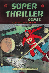Cover Thumbnail for Super Thriller Comic (World Distributors, 1947 series) #32