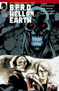 Cover Thumbnail for B.P.R.D. Hell on Earth (Dark Horse, 2013 series) #118