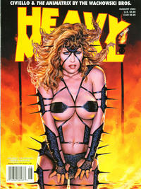 Cover Thumbnail for Heavy Metal Special Editions (Heavy Metal, 1981 series) #v1 [17]#1 [2] - Fantasy Special