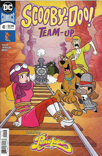 Cover Thumbnail for Scooby-Doo Team-Up (DC, 2014 series) #41