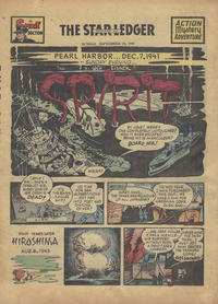 Cover Thumbnail for The Spirit (Register and Tribune Syndicate, 1940 series) #9/21/1947