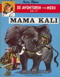 Cover Thumbnail for Nero (Standaard Uitgeverij, 1965 series) #16
