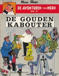 Cover Thumbnail for Nero (Standaard Uitgeverij, 1965 series) #12