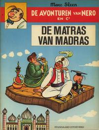 Cover Thumbnail for Nero (Standaard Uitgeverij, 1965 series) #8