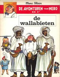 Cover Thumbnail for Nero (Standaard Uitgeverij, 1965 series) #11 - De Wallabieten