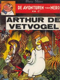 Cover Thumbnail for Nero (Standaard Uitgeverij, 1965 series) #10 - Arthur de Vetvogel