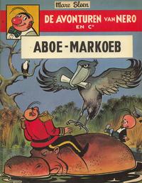 Cover Thumbnail for Nero (Standaard Uitgeverij, 1965 series) #4 - Aboe-Markoeb