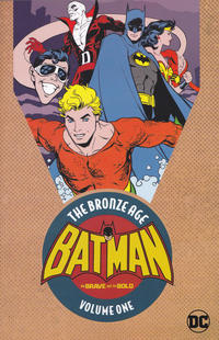 Cover Thumbnail for Batman in the Brave and the Bold: The Bronze Age (DC, 2017 series) #1