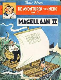 Cover Thumbnail for Nero (Standaard Uitgeverij, 1965 series) #24 - Magellaan II