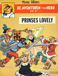 Cover Thumbnail for Nero (Standaard Uitgeverij, 1965 series) #34