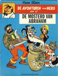 Cover Thumbnail for Nero (Standaard Uitgeverij, 1965 series) #35