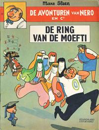 Cover Thumbnail for Nero (Standaard Uitgeverij, 1965 series) #29
