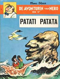 Cover Thumbnail for Nero (Standaard Uitgeverij, 1965 series) #31