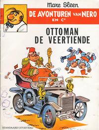 Cover Thumbnail for Nero (Standaard Uitgeverij, 1965 series) #41