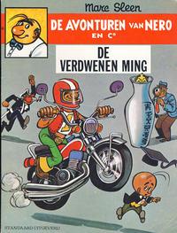Cover Thumbnail for Nero (Standaard Uitgeverij, 1965 series) #44