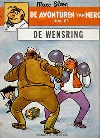 Cover Thumbnail for Nero (Standaard Uitgeverij, 1965 series) #46