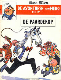 Cover Thumbnail for Nero (Standaard Uitgeverij, 1965 series) #48