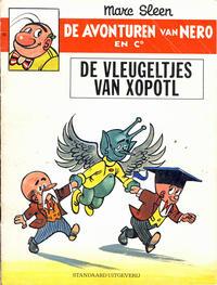 Cover Thumbnail for Nero (Standaard Uitgeverij, 1965 series) #49