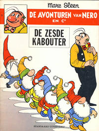 Cover Thumbnail for Nero (Standaard Uitgeverij, 1965 series) #55