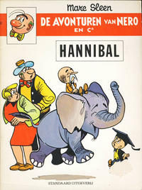 Cover Thumbnail for Nero (Standaard Uitgeverij, 1965 series) #57