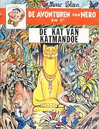Cover Thumbnail for Nero (Standaard Uitgeverij, 1965 series) #59