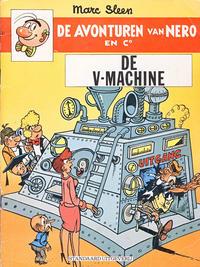 Cover Thumbnail for Nero (Standaard Uitgeverij, 1965 series) #67