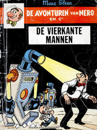 Cover Thumbnail for Nero (Standaard Uitgeverij, 1965 series) #71