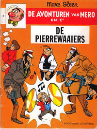 Cover Thumbnail for Nero (Standaard Uitgeverij, 1965 series) #79