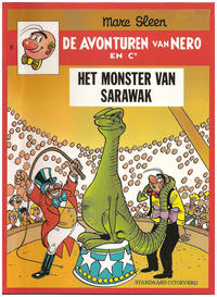 Cover Thumbnail for Nero (Standaard Uitgeverij, 1965 series) #81