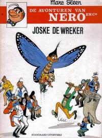 Cover Thumbnail for Nero (Standaard Uitgeverij, 1965 series) #98