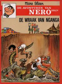 Cover Thumbnail for Nero (Standaard Uitgeverij, 1965 series) #108 - De wraak van Nganga