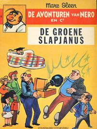 Cover Thumbnail for Nero (Standaard Uitgeverij, 1965 series) #39