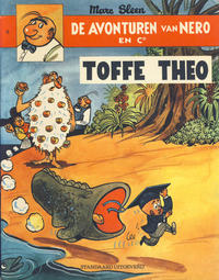 Cover Thumbnail for Nero (Standaard Uitgeverij, 1965 series) #15