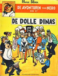 Cover Thumbnail for Nero (Standaard Uitgeverij, 1965 series) #20