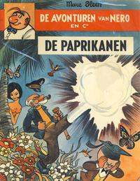 Cover Thumbnail for Nero (Standaard Uitgeverij, 1965 series) #23 - De Paprikanen