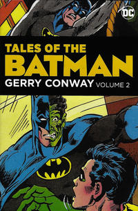 Cover Thumbnail for Tales of the Batman: Gerry Conway (DC, 2017 series) #2