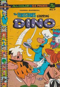 Cover Thumbnail for The Flintstones Starring Dino (K. G. Murray, 1977 ? series) #7