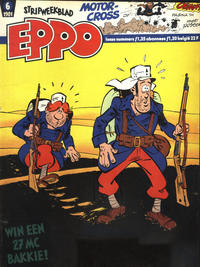 Cover Thumbnail for Eppo (Oberon, 1975 series) #6/1981