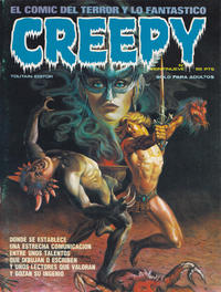 Cover Thumbnail for Creepy (Toutain Editor, 1979 series) #29