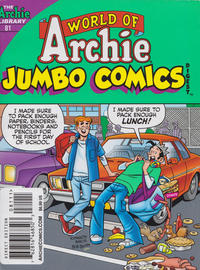 Cover Thumbnail for World of Archie Double Digest (Archie, 2010 series) #81