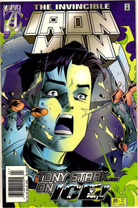 Cover Thumbnail for Iron Man (Marvel, 1968 series) #327 [Newsstand]