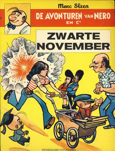 Cover for Nero (Standaard Uitgeverij, 1965 series) #32