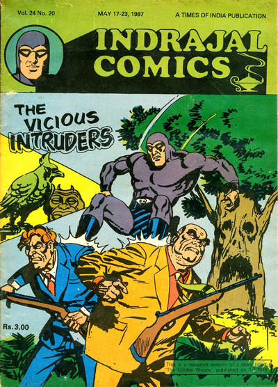 GCD :: Cover :: Indrajal Comics #v24#20 [672]