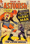 Cover Thumbnail for Tales to Astonish (1959 series) #49 [British]
