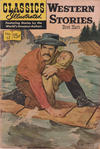 Cover for Classics Illustrated (Gilberton, 1947 series) #62 [HRN 167] - First Painted Cover