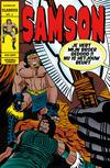Cover for Samson Classics (Windmill Comics, 2017 series) #2 [Standaardeditie]